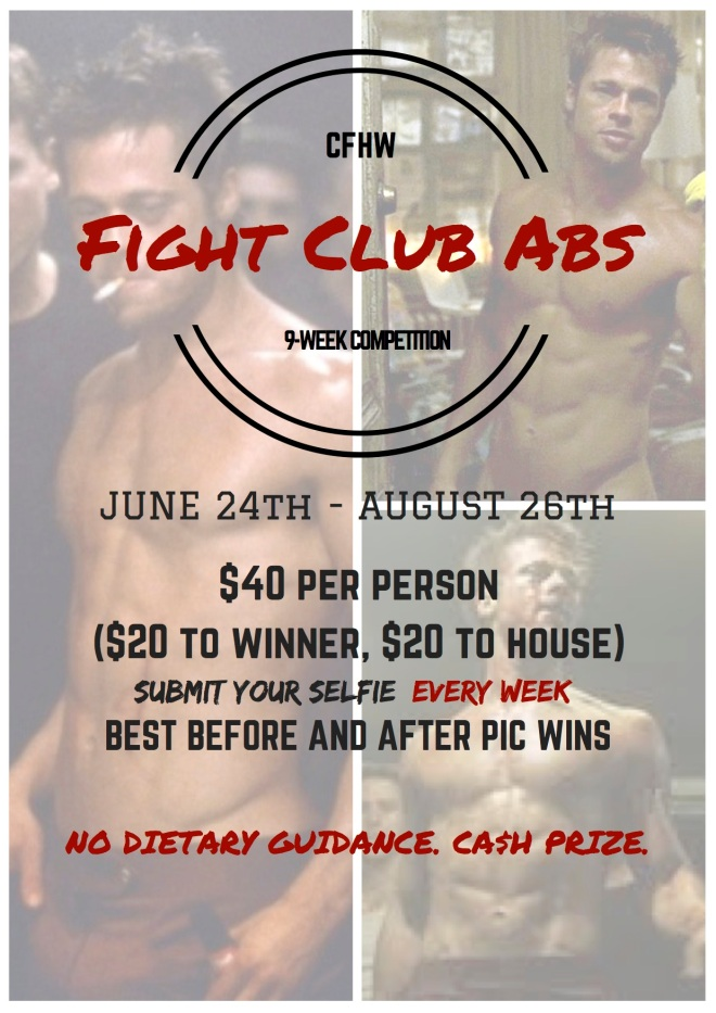 FIGHT CLUB ABS